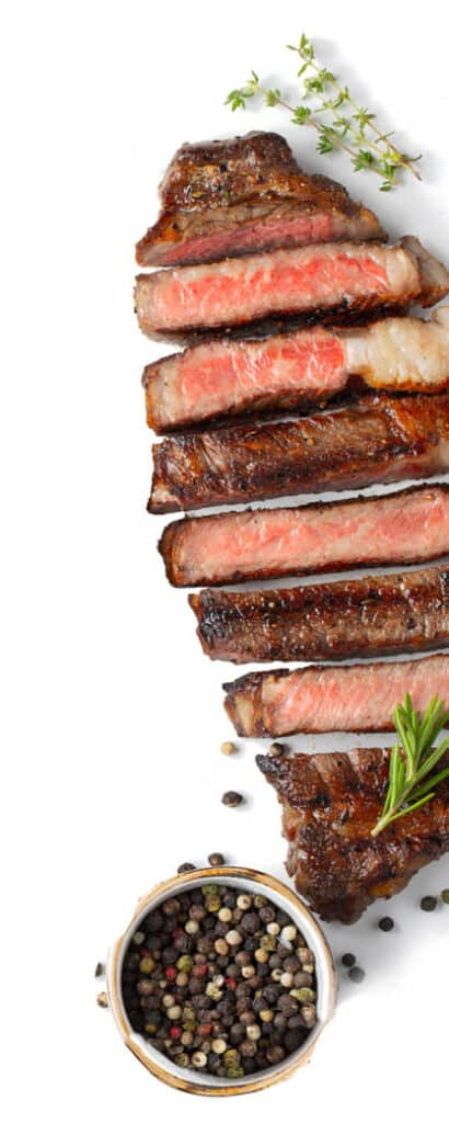 imagen carne a la brasa