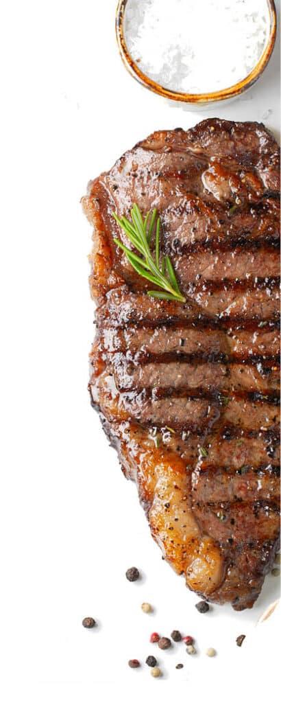 imagen fondo carne a la parrilla en Restaurante Casa Maribona